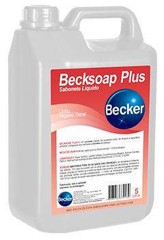 Becksoap Plus -   - Industrias Becker