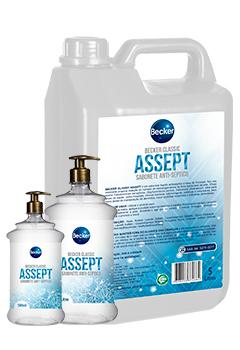 Becker Classic Assept -  Classic-Assept- - Industrias Becker