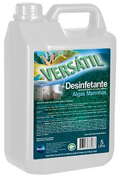 Versátil Desinfetante - ALGAS MARINHAS - Industrias Becker