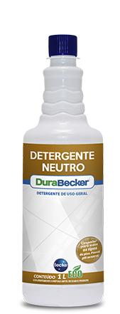 Detergente Neutro -   - Industrias Becker