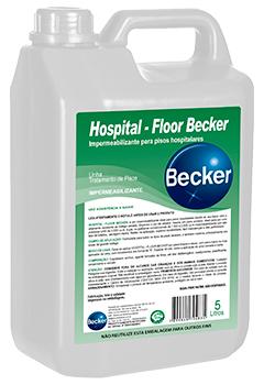 Hospital- Floor Becker -   - Industrias Becker