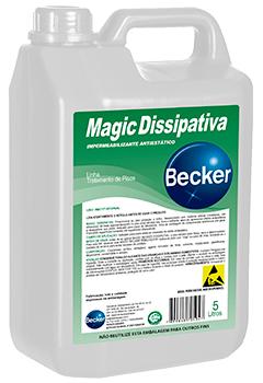 Magic Dissipativa – Impermeabilizante  Antiestático -   - Industrias Becker