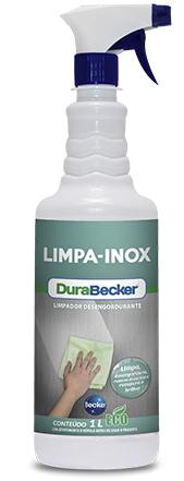 Limpa-Inox -   - Industrias Becker