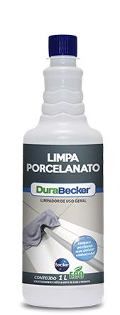 Limpa-Porcelanato -   - Industrias Becker