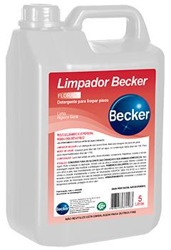 Limpador Becker - FLORAL - Industrias Becker