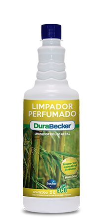 Limpador Perfumado -  BAMBOO - Industrias Becker