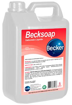 Becksoap – Sabonete líquido -   - Industrias Becker