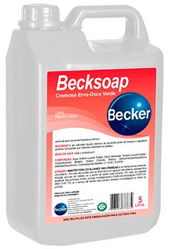 Becksoap Cremoso Erva-doce verde -  Erva-Doce verde - Industrias Becker