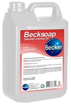 Becksoap Cremoso SC -   - Industrias Becker