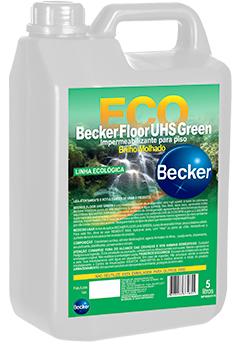 Eco Becker Floor Uhs Green -   - Industrias Becker