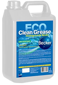 Eco Clean Grease -   - Industrias Becker