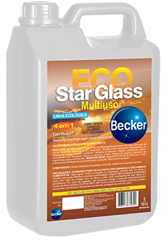 Eco star glass -   - Industrias Becker