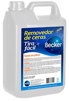Removedor de Ceras Becker Tira-Fácil -   - Industrias Becker