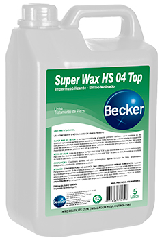 Super Wax HS 04 Top -   - Industrias Becker