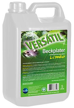 Versátil Beckplater - LIMÃO - Industrias Becker