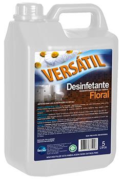 Versátil Desinfetante - FLORAL - Industrias Becker