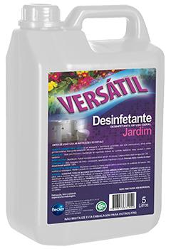 Versátil Desinfetante - JARDIM - Industrias Becker