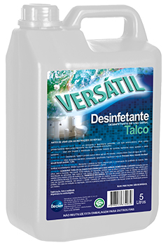 Versátil Desinfetante - TALCO - Industrias Becker