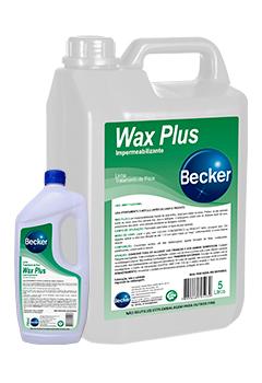 Wax Plus – Impermeabilizante -   - Industrias Becker