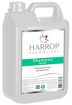 Harrop Shampoo Neutro -   - Industrias Becker